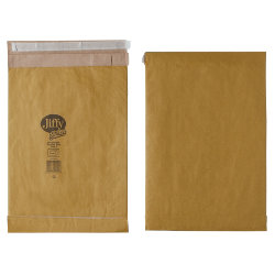 Jiffy Padded Bags Peel And Seal 90gsm Manilla Bag No 5 247 x 387 mm 100 Per Box