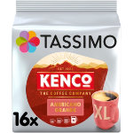 Tassimo Kenco Medium Roast Coffee T Discs 16 Pack