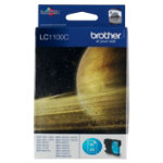 Brother LC1100C Original Cyan Ink Cartridge