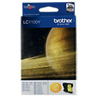 Brother LC1100Y Original Yellow Ink Cartridge