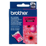 Brother LC800 Magenta Printer Ink Cartridge LC800M