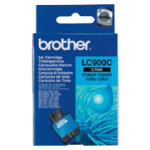Brother LC900C Original Cyan Ink Cartridge