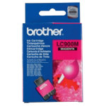 Brother LC900 Magenta Printer Ink Cartridge LC900M
