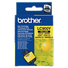 Brother LC900Y Original Yellow Inkjet Cartridge