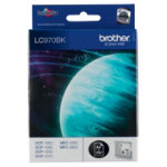 Brother LC970BK Original Black Ink Cartridge
