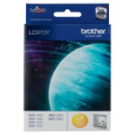 Brother LC970Y Original Yellow Inkjet Cartridge