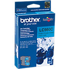 Brother LC980C Original Cyan Ink Cartridge LC 980C