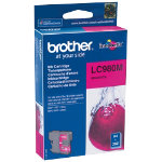 Brother LC980 Magenta Printer Ink Cartridge LC980M