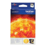 Brother LC980Y Original Yellow Ink Cartridge