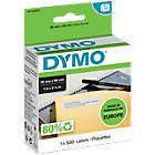 DYMO Return Address Labels LW11352 25 x 54 mm White