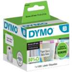 Dymo Lablewriter Labels 11354 32 x 57 White