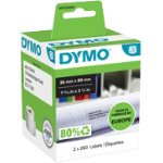 Dymo Labelwriter Large Address Labels White 89x36mm