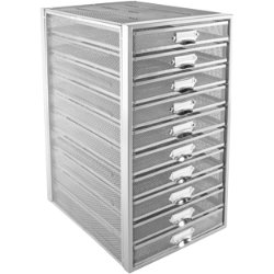 OSCO Mesh Drawers 10 Drawers