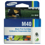 Samsung Fax M40 Black Ink Cartridge