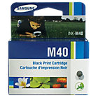 Samsung M40 Original Black Ink Cartridge INK M40 ELS