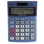 Casio MS100TER 10 Digit Desk Calculator