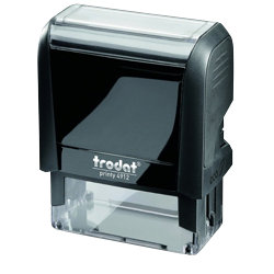 Trodat Self Inking 45 x 16mm Stamp Up to 5 Lines