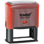 Trodat Self Inking 72x35mm Stamp Up To 8 lines