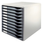 Leitz Form Set 10 Drawer Grey