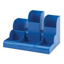 Niceday Desk Tidy Blue