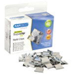 Rapesco Pinch Clips 4mm 2 40 Sheets Box of 200