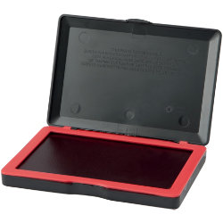 Micro Stamp Pad Large Red