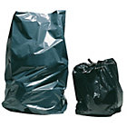 Niceday heavy duty refuse sacks black 975 x 725mm h x w pack of 200
