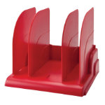 Niceday Book Stand Red