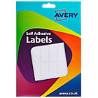Avery White Self Adhesive Labels 18x38mm 816 pk