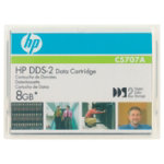 Hewlett Packard Data Tape 4mm DDS 2 120M C5707A