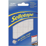 Sellotape Sticky Loop pads Pack of 96
