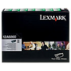 Lexmark 12A6860 Black Printer Ink Cartridge
