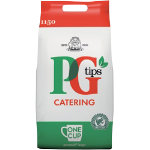 PG tips Tea Bags Regular 1150 Pieces