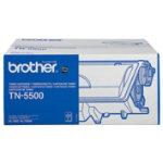 Brother TN 5500 black toner cartridge