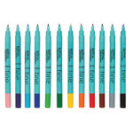 Berol Colourfine Colouring Pens Assorted 12pk