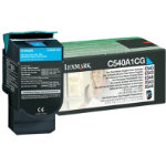 Lexmark C540A1CG Original Cyan Toner Cartridge