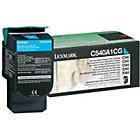 Lexmark C540A1CG Cyan Laser Toner Cartridge