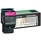 Lexmark 0C540A1MG Original Magenta Toner Cartridge