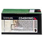 Lexmark C540H1MG Original Magenta Toner Cartridge