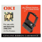 OKI 4823 Black Nylon Ribbon