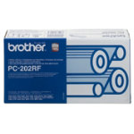 Brother Printer Ribbon PC202 Black