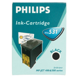 Philips PFA531 Black Ink Cartridge
