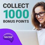 1000 Bonus Nectar Points