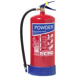 9kg ABC Powder Refillable Fire Extinguisher