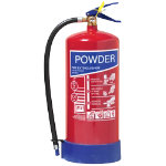9kg ABC Powder Refillable Fire Extinguisher