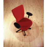 PVC Hard Floor Chair Mat 990 x 1250 mm