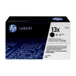 Original HP Q2613X high capacity LaserJet black toner cartridge HP No 13X