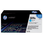 Original HP Q2671A LaserJet cyan toner cartridge HP No 309A
