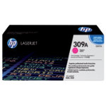 Original HP Q2673A LaserJet magenta toner cartridge HP No 309A