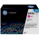 Original HP Q5953A LaserJet magenta toner cartridge HP No 643A